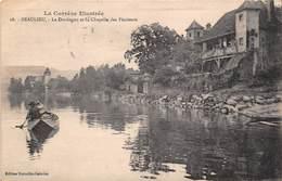 BEAULIEU - La Dordogne Et La Chapelle Des Pénitents - Frankreich