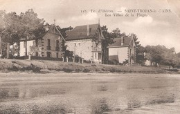 SAINT TROJAN Les BAINS -  Villas De La Plage - Ile D'Oléron