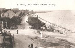 SAINT TROJAN Les BAINS -  Petite Plage - Villas - Ile D'Oléron