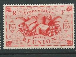 Reunion Yvert N° 240 *  -  Ava20028 - Reunion Island (1852-1975)