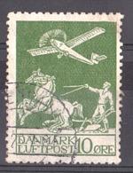 Danemark - 1925/30 - PA N° 1 - Oblitéré - Luftpost