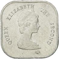 Monnaie, Etats Des Caraibes Orientales, Elizabeth II, 2 Cents, 1994, TTB - East Caribbean States
