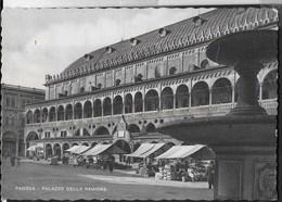 VENETO - PADOVA - PALAZZO DELLA RAGIONE -  VIAGGIATA DA PADOVA 22.07.1956 - Padova