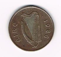 &-  IERLAND  20  PENCE  1986 - Irlande