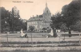TALMAY - Le Château - France