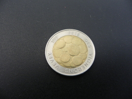 Suisse 5 Franken 1999 Fète Des Vignerons Vevey - Suisse