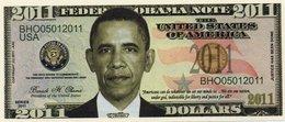 STATI UNITI-OBAMA DOLLARS-2011- EMISSIONI DI  FANTASIA-UNC - Stati Uniti
