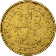 Monnaie, Finlande, 20 Pennia, 1973, TTB, Aluminum-Bronze, KM:47 - Finlande