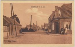 CARTE POSTALE   HELFAUT 62 - France