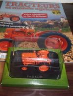Tracteurs Et Monde Agricole N°30 : Le Fiat 25 R Diesel - 1951-Hachette - Altre Collezioni