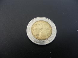 Suisse 5 Franken 2000 Basler Fasnacht - Bimetallic - Suisse