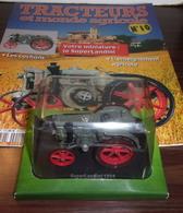 Tracteurs Et Monde Agricole N° 10 : Le Superlandini - 1934-Hachette - Non Classificati