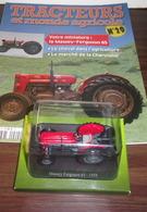 Tracteurs Et Monde Agricole N°29 : Le Massey-Ferguson 65 - 1959-Hachette - Non Classificati