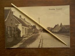 Oude Postkaart  Verstuurd  In 1958   Dorpszicht  OVERSLAG - Wachtebeke