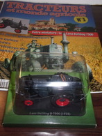 Tracteurs Et Monde Agricole N° 3 : Le Lanz Bulldog 7506 - 1938-Hachette - Other Collections