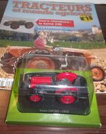 Tracteurs Et Monde Agricole N°28 : Le Same 240 Dt - 1958-Hachette - Non Classificati