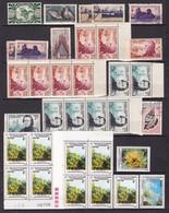 Nouvelle Calédonie, Petit Vrac, Cote 2009: 160 € - Nouvelle-Calédonie
