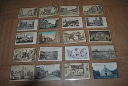 51 Marne Auberive Lot De 42 Cartes Militaria Illustrateur Guerre Ville Allemagne ... - France