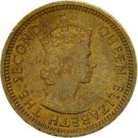 Monnaie, Hong Kong, Elizabeth II, 5 Cents, 1972, TTB, Nickel-brass, KM:29.3 - Hong Kong