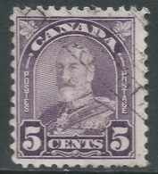 Canada. 1930-31 KGV. 5c Used SG 295 - 1911-1935 Reign Of George V