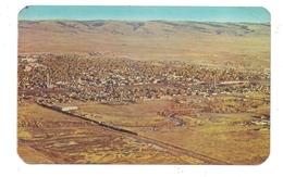 USA - WYOMING - LARAMIE, Air View, Nachgebühr- Postage Due - Laramie