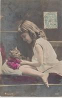 RPH Série 191  3588  GRETE REINWALD ? PLUS JEUNE. CHAT. CIRCULE 1905 - Ritratti