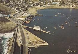 29----SAINT GUENOLE PENMARCH--le Port Et La Criéé De St Guenolé Penmarch--voir  2 Scans - Penmarch