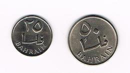 -&   BAHRAIN  25 En  50  FILS  1965 ( 1385 ) - Bahrain