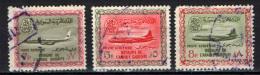 ARABIA SAUDITA - 1960 - SAUDI AIRLINES - CONVAIR - USATI - Arabia Saudita