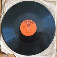 Disque Label  TAHITI  138 Eddy Lung - Musiche Del Mondo