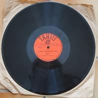 Disque Label TAHITI  139 Eddie Lung L'orchestre Les Tropiques - World Music