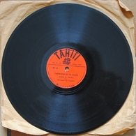 Disque Label TAHITI  141 L'orchestre Les Tropiques - World Music
