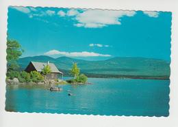 Souvenir De Sainte-Barbe Haut-Saint-Laurent Suroît Montérégie Québec - Written In 1968 - 2 Scans - Quebec