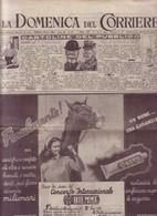 DOMENICA DEL CORRIERE N° 22 - 1 GIUGNO 1947 - ILL. R. FERRARI.+2 - Libri, Riviste, Fumetti