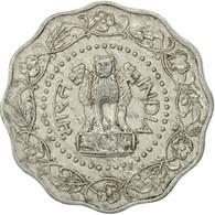 Monnaie, INDIA-REPUBLIC, 10 Paise, 1971, TTB, Aluminium, KM:27.1 - Inde