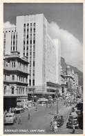 SOUTH AFRICA Südafrika - CAPE TOWN Adderley Street - CPSM PF 1952 - Afrique Du Sud Zuid-Afrika Sudafrica Africa Del Sur - South Africa