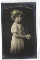 1 Postcard Children And Family Viele Grusse Soll Ich Bringen Pcchild481 - Groupes D'enfants & Familles