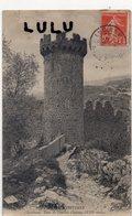 DEPT 06 : édit. N D : Lucéram Tour De L Ancien Chateau - Lucéram