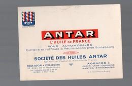 Pechelbronn (67 Bas-Rhin)  Carte ANTAR  (PPP14097) - Publicités