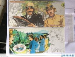 Superbe Bloc Souvenir N° 4 - Encore Emballé - Cote = 110.00€ - Foglietti Commemorativi