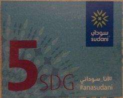 Sudan 5 SDG Sudani (Medium Size) - Sudan