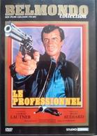 DVD Le Professionnel Jean Paul Belmondo Robert Hossein Jean Desailly - Policiers