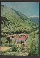Rila Monastry Overall View, Rila, Bulgaria - Unused - Corner Wear - Bulgaria