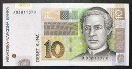 Croazia 10 Kuna 2012 Fds   LOTTO 2129 - Croazia