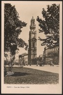 Postal Portugal - Porto - Torre Dos Clérigos (Ed. Foto Beleza) - Postcard - Porto