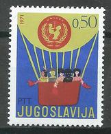 Yougoslavie YT N°1324 UNICEF Neuf ** - Neufs