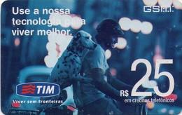 TARJETA TELEFONICA DE BRASIL (PREPAGO - TIM). (003) - Brazilië