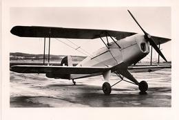 Aviation - Avion Bücker 131 - Aviation