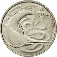 Monnaie, Singapour, 20 Cents, 1977, Singapore Mint, TTB+, Copper-nickel, KM:4 - Singapour