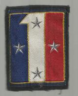 écusson Tissu , Militaria , 1 Er CORPS D'ARMEE , METZ, 2 Scans - Ecussons Tissu